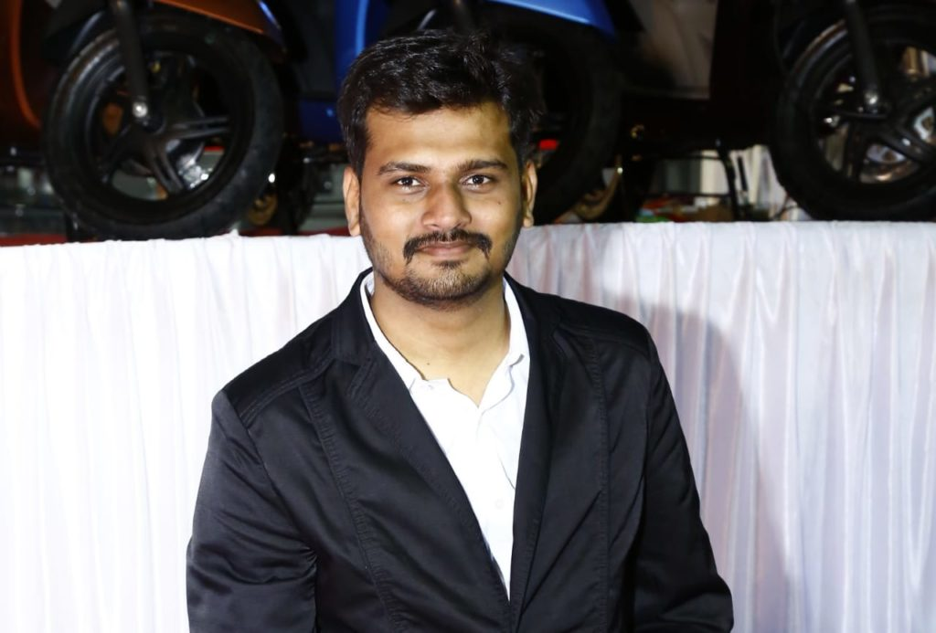 Swapnil Holey - Director and founder of Next strategy.in