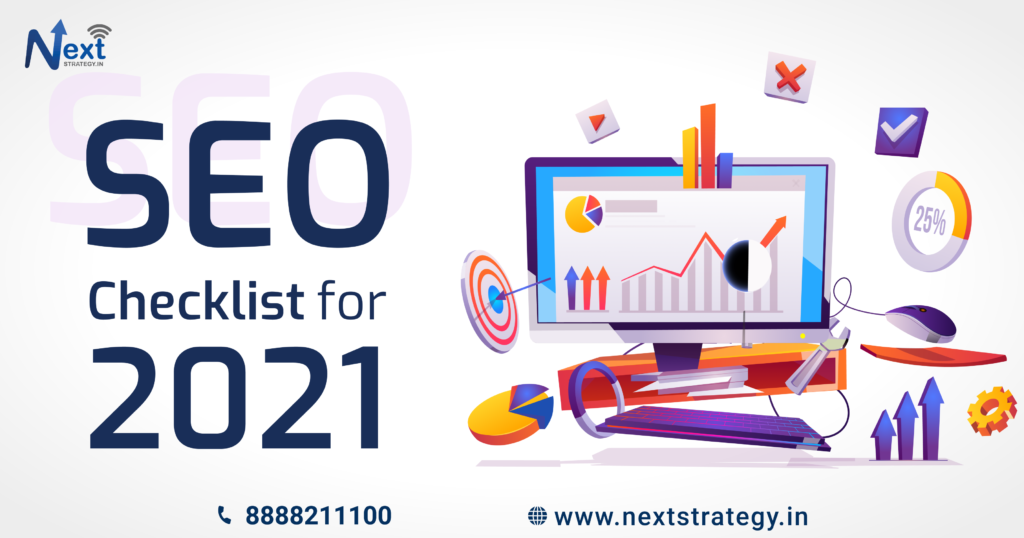 SEO checklist for 2021- Nextstrategy.in