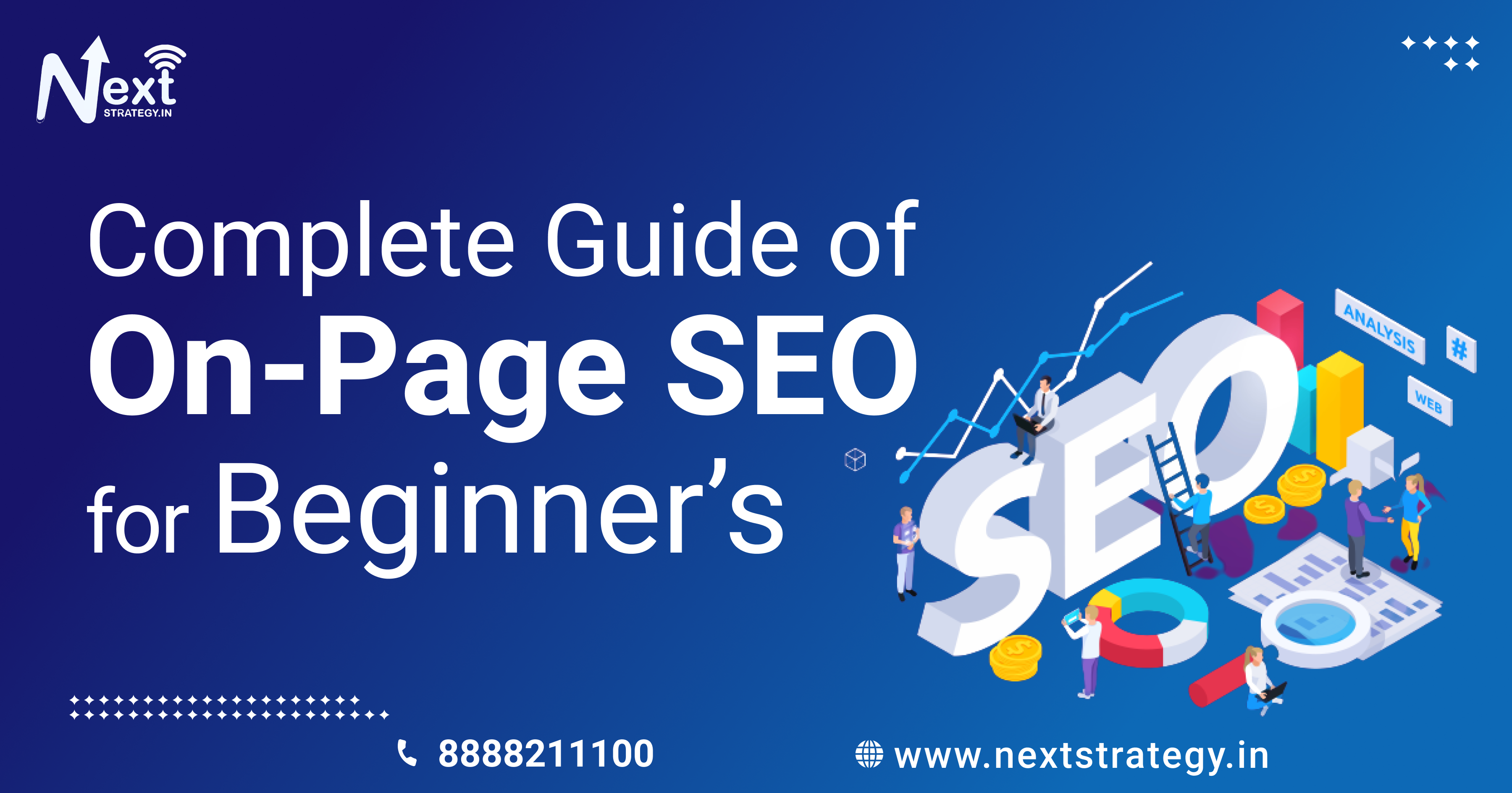 On-Page SEO: Complete Beginner's Guide - Nextstrategy.in